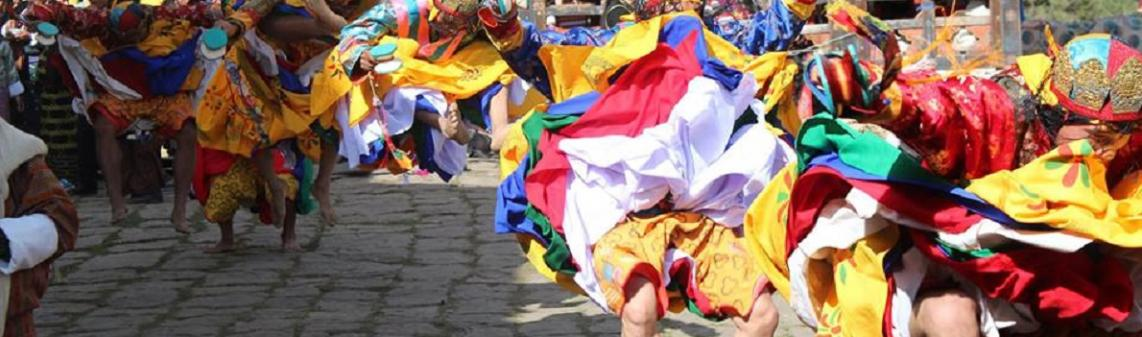the annual Gasa Tshechu is scheduled from 2nd to 6th April 2017